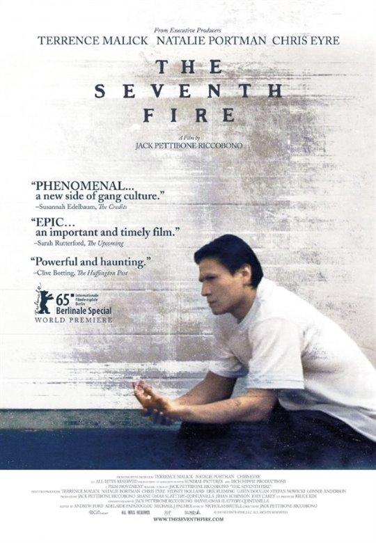 The Seventh Fire Poster Large