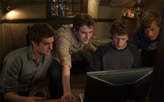 The Social Network Poster Large