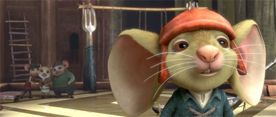 The Tale of Despereaux Photo 34 - Large