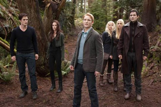 The Twilight Saga: Breaking Dawn - Part 2 Poster Large