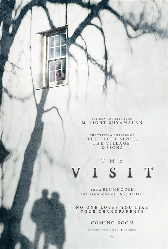 The Visit Poster Large