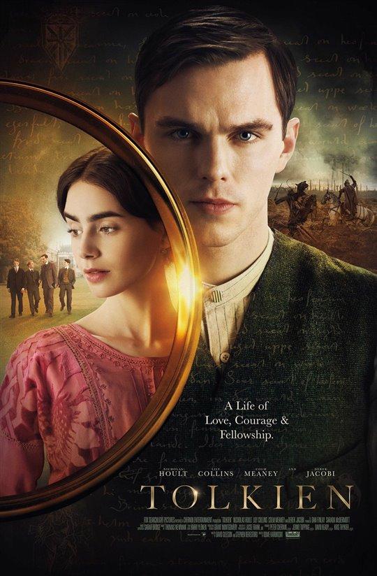 Tolkien Poster Large
