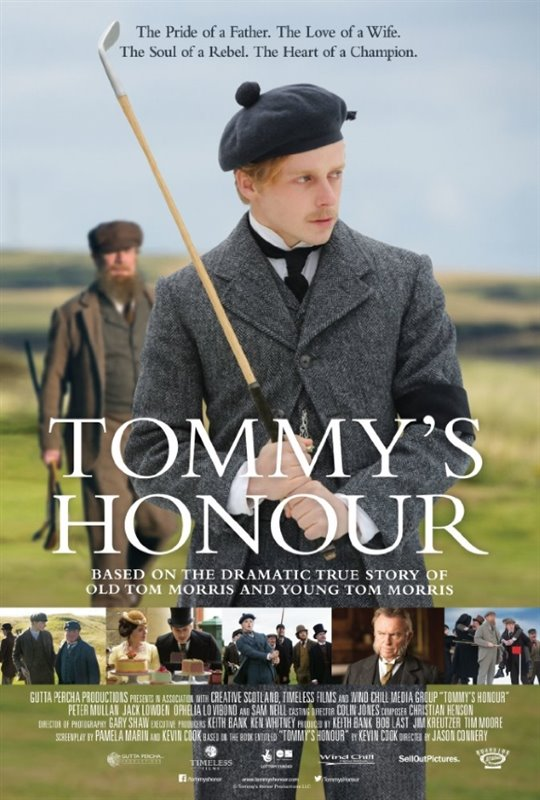 Tommy's Honour Photo 1 - Large