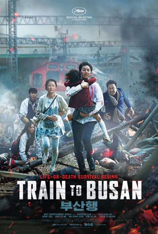 Train to Busan Poster Large
