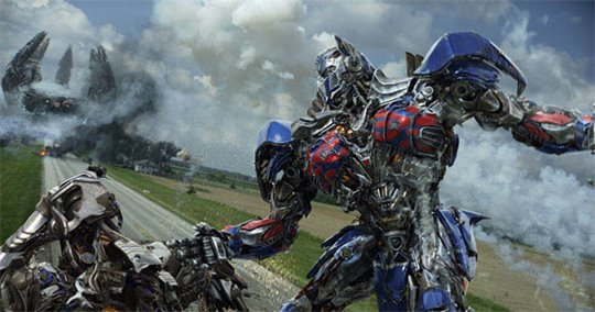 Transformers: Age of Extinction Photo 22 - Large