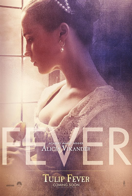Tulip Fever Poster Large