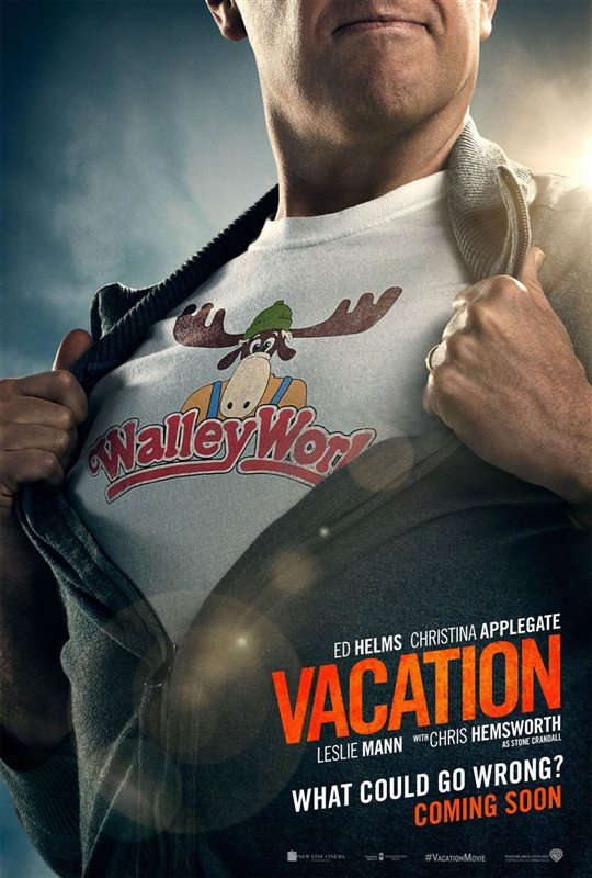 Vacation Poster Large