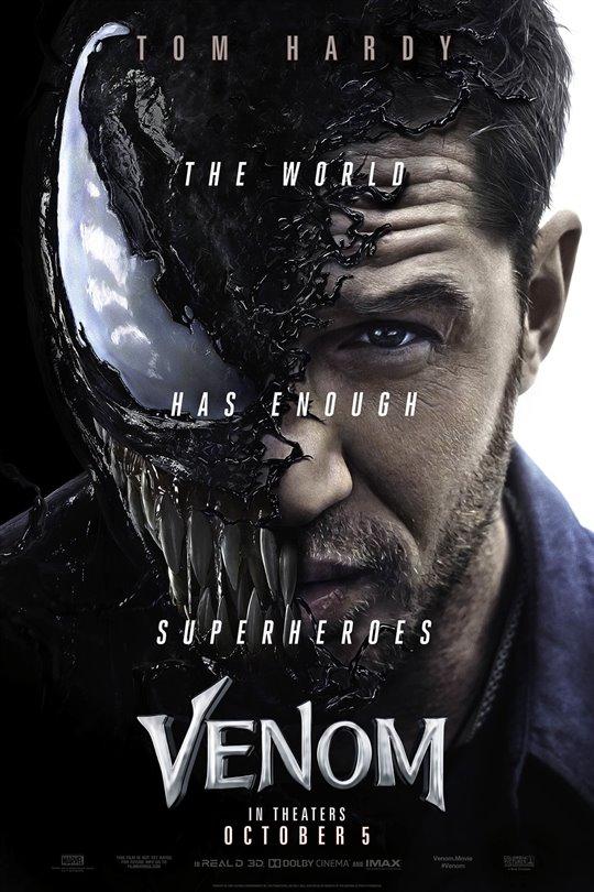 Venom Poster Large