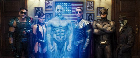 Watchmen Poster Large