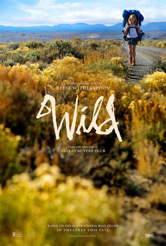 Wild (2014) Poster Large