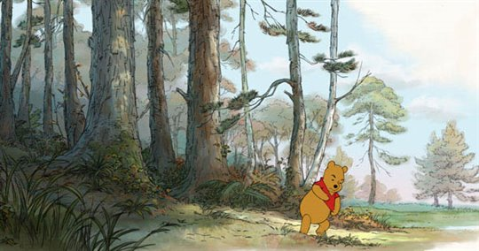 Winnie the Pooh Poster Large