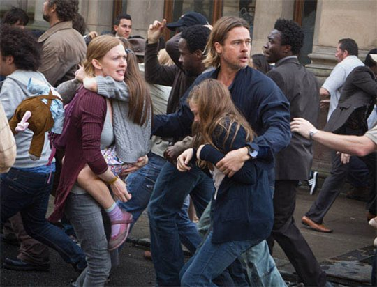 World War Z Photo 1 - Large
