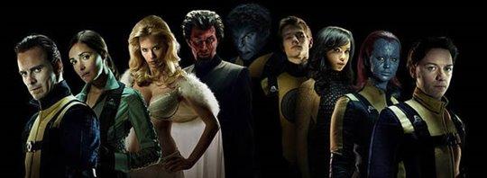 X-Men: First Class Photo 1 - Large