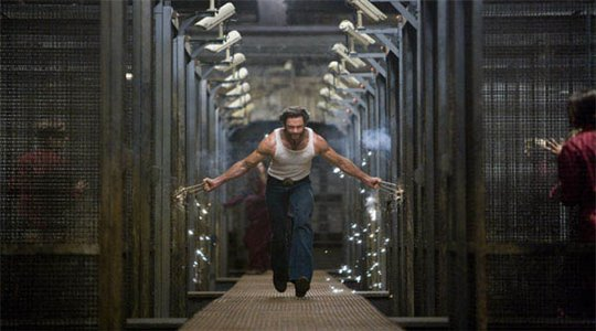 X-Men Origins: Wolverine Poster Large