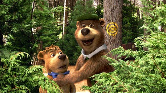 Yogi Bear Photo 2 - Large