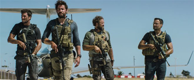 13 Hours: The Secret Soldiers of Benghazi Photo 21 - Large