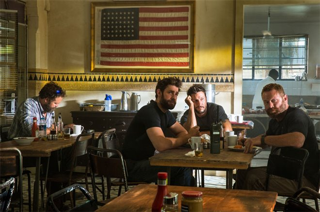 13 Hours: The Secret Soldiers of Benghazi Photo 31 - Large