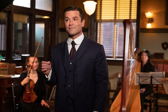 A Music Lover's Guide to Murdoch Mysteries Photo 2 - Large