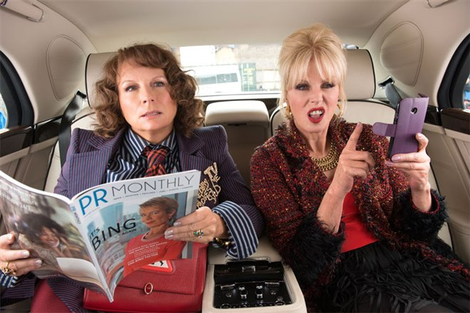 Absolutely Fabulous: The Movie Photo 5 - Large