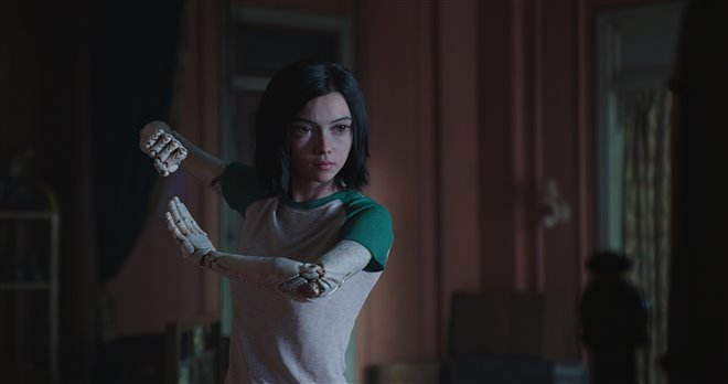 Alita : Ange conquérant Photo 6 - Grande