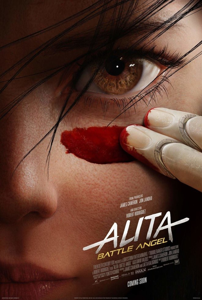 Alita: Battle Angel Photo 8 - Large