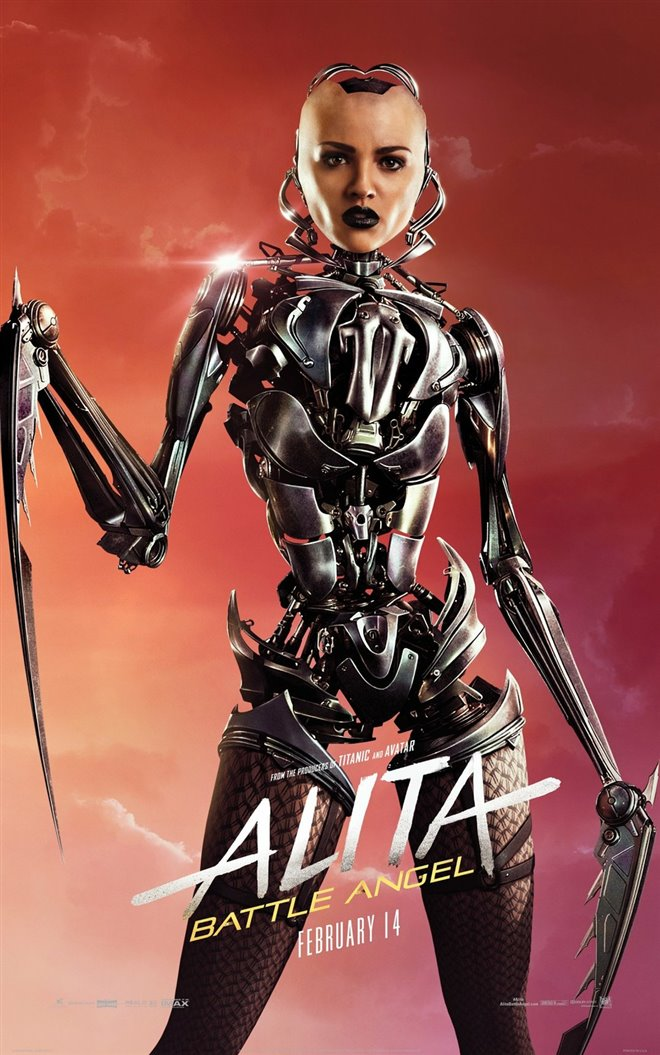 Alita: Battle Angel Photo 14 - Large