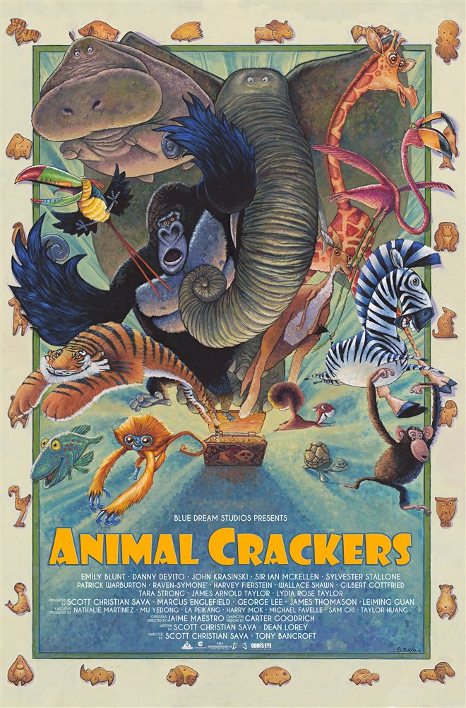 Animal Crackers Photo 1 - Large