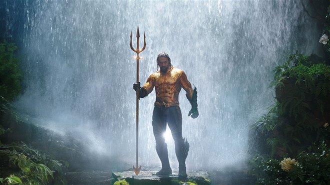 Aquaman (v.f.) Photo 1 - Grande