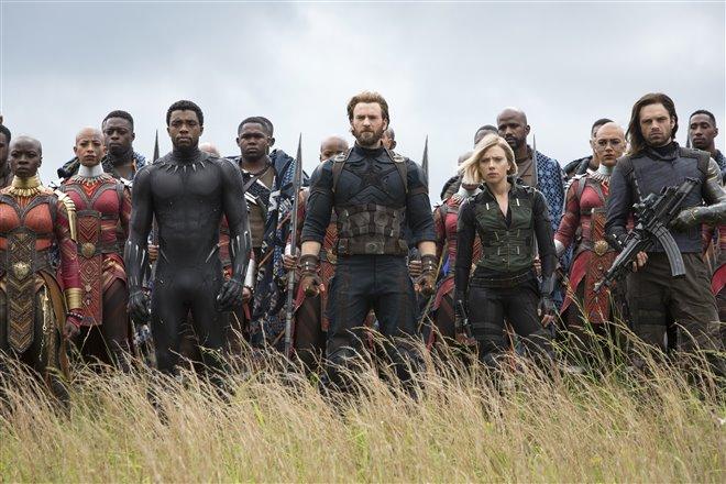 Avengers : La guerre de l'infini Photo 13 - Grande