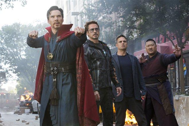 Avengers : La guerre de l'infini Photo 15 - Grande