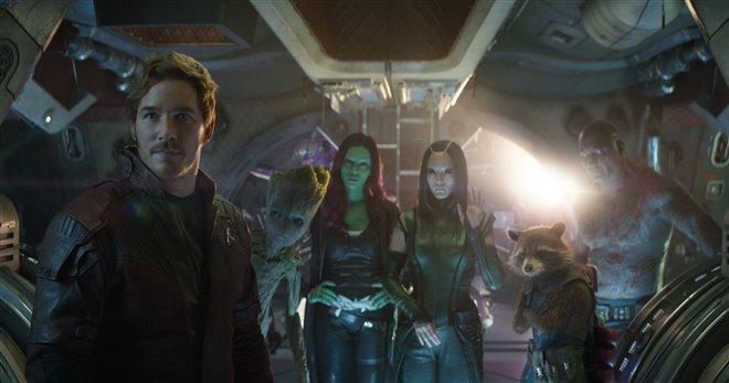 Avengers : La guerre de l'infini Photo 23 - Grande