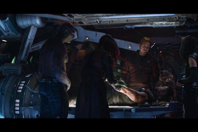 Avengers : La guerre de l'infini Photo 25 - Grande