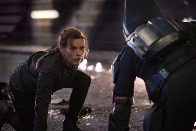 Black Widow (v.f.) Photo 7 - Grande