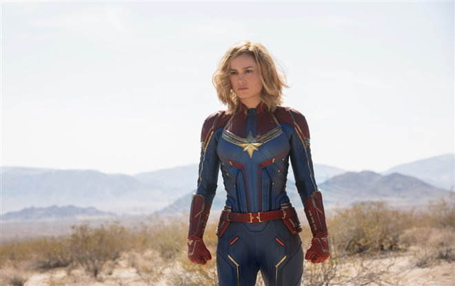 Capitaine Marvel Photo 3 - Grande