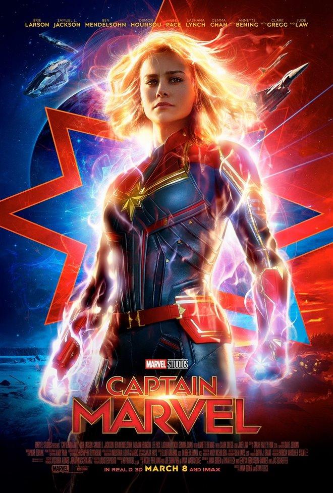 Capitaine Marvel Photo 26 - Grande