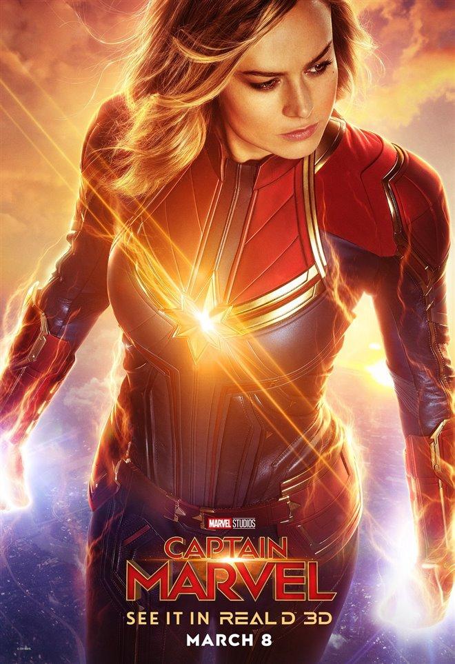 Capitaine Marvel Photo 28 - Grande