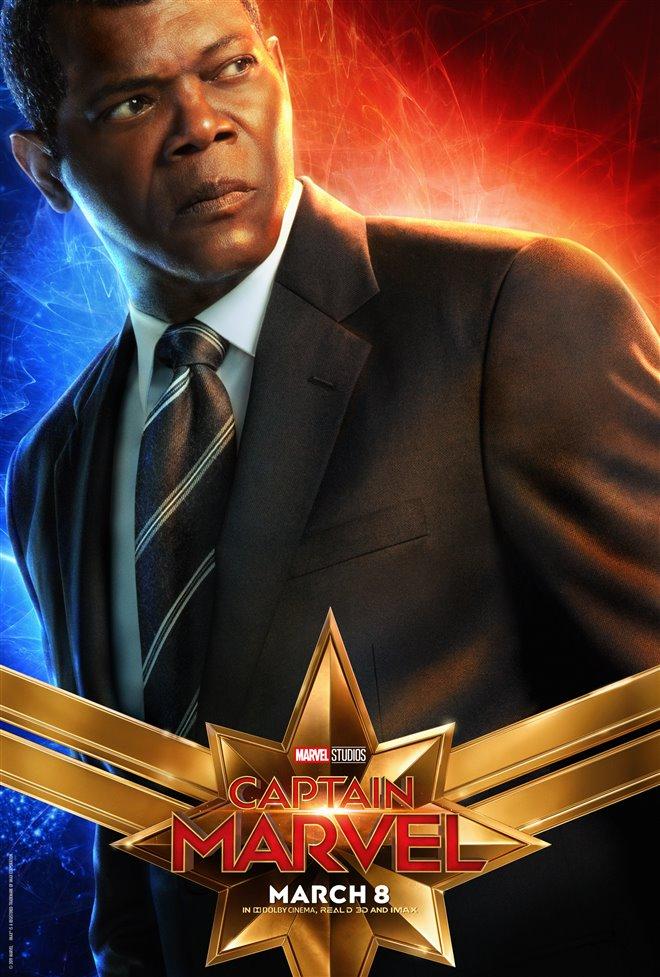 Capitaine Marvel Photo 32 - Grande