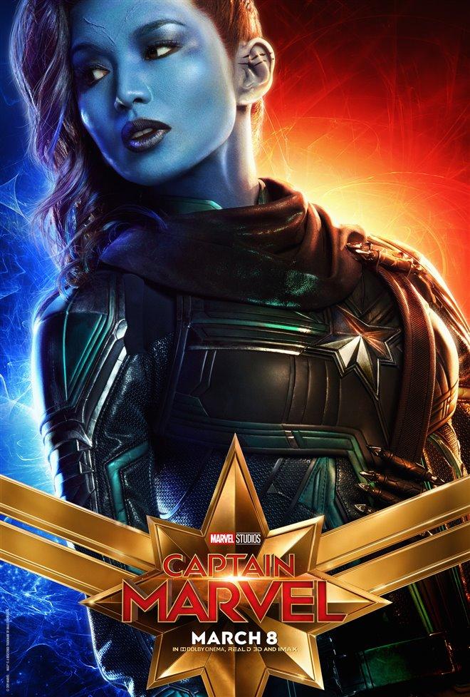 Capitaine Marvel Photo 38 - Grande