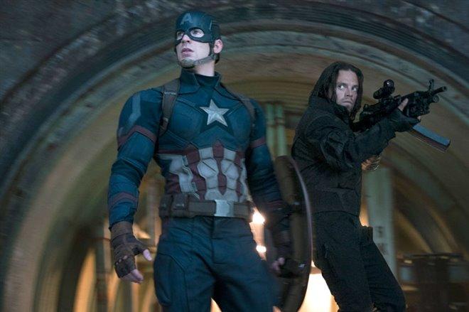 Captain America: Civil War Photo 1 - Large