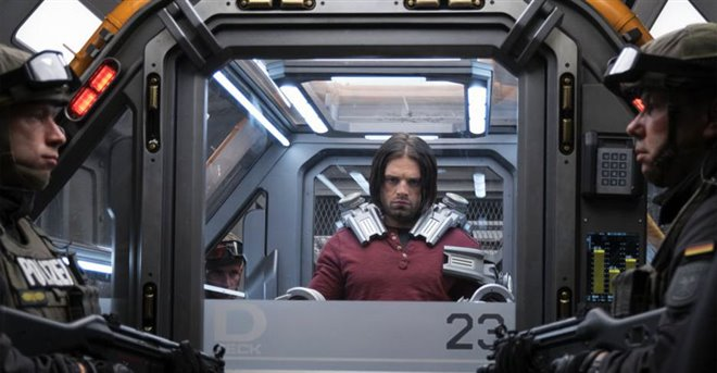 Captain America: Civil War Photo 27 - Large