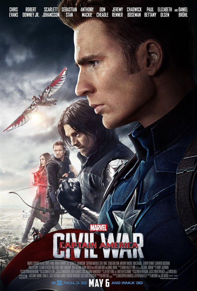 Captain America: Civil War Photo 66 - Large