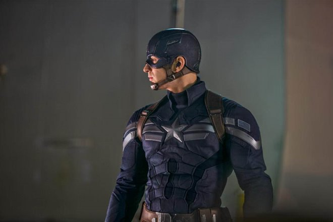 Captain America: The Winter Soldier Photo 2 - Large