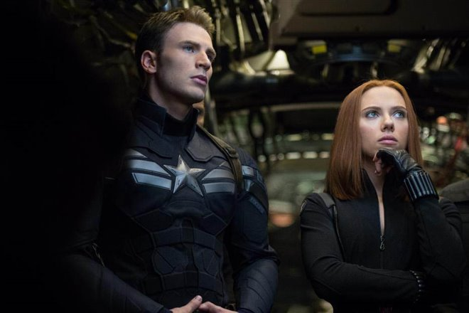 Captain America: The Winter Soldier Photo 6 - Large