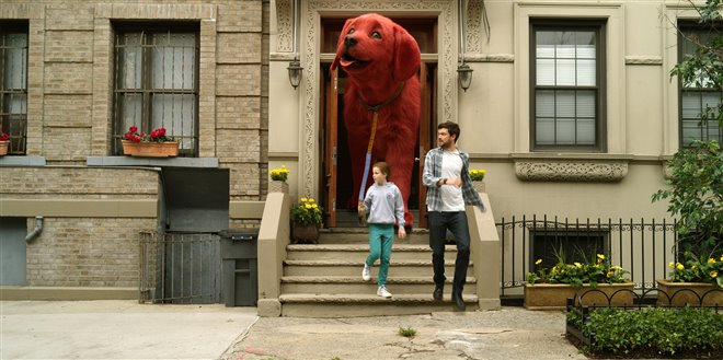 Clifford the Big Red Dog Photo 1 - Large