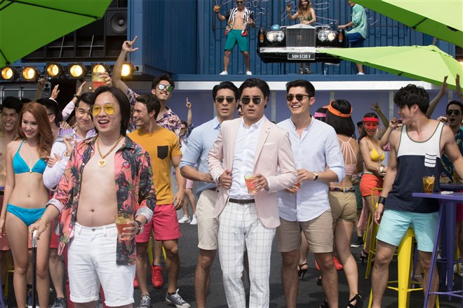 Crazy Rich à Singapour Photo 9 - Grande