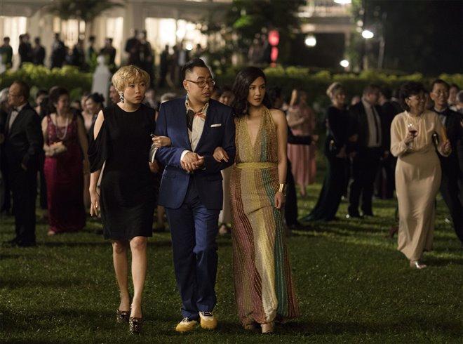 Crazy Rich à Singapour Photo 21 - Grande