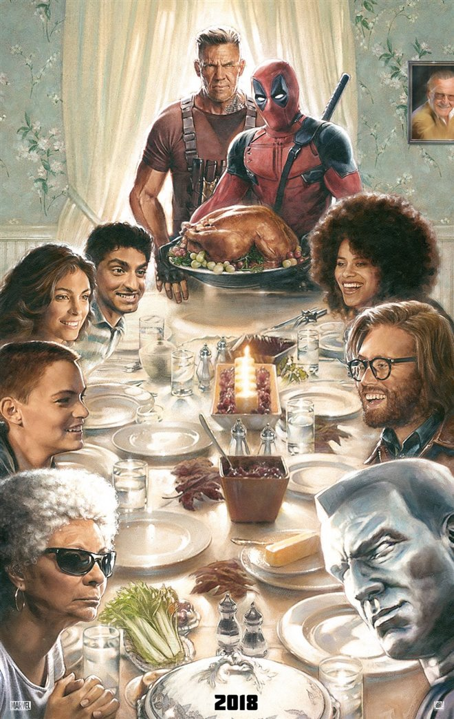 Deadpool 2 Photo 22 - Large