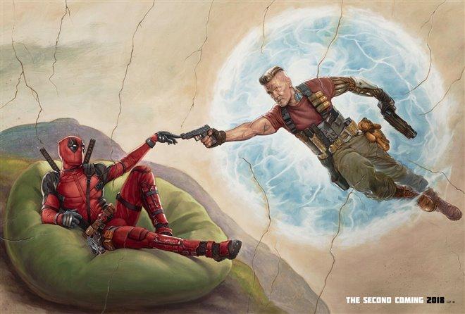 Deadpool 2 (v.f.) Photo 13 - Grande