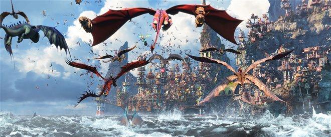 Dragons : Le monde caché Photo 2 - Grande