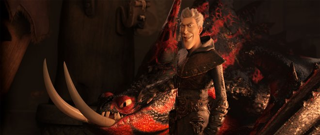 Dragons : Le monde caché Photo 42 - Grande